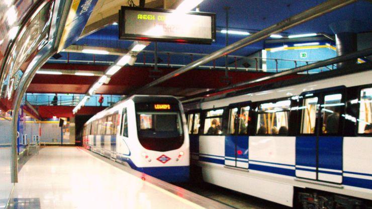 Servicios mínimos del 55% en la huelga de Metro de este viernes