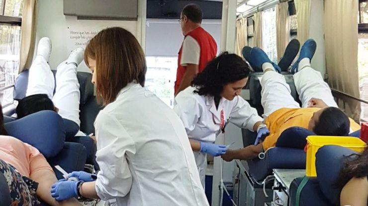 HLA intentará superar su récord en donaciones de sangre