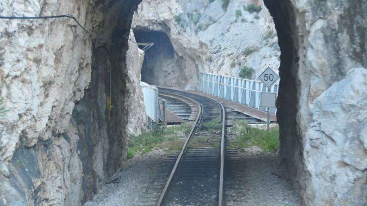 TRAM d'Alacant ofrecerá el 16 de junio servicio alternativo de autobús entre Olla de Altea y Calp por trabajos en el viaducto del Mascarat