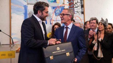 Pepe Guirao: por fin otro ministro almeriense
