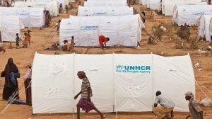 45.000 personas huyeron cada día en 2017 de su hogar