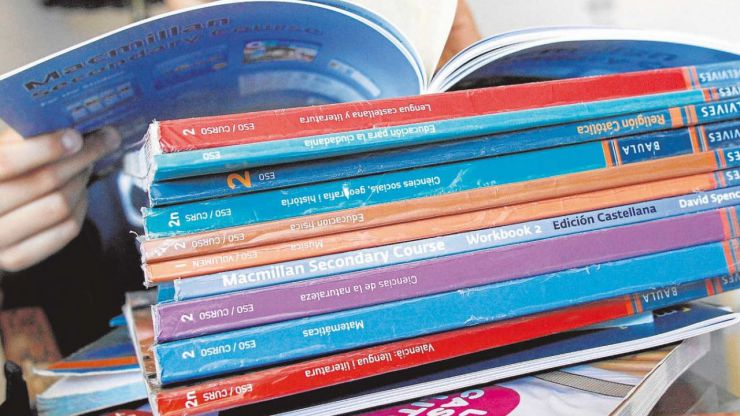 Programa de intercambio de libros de texto