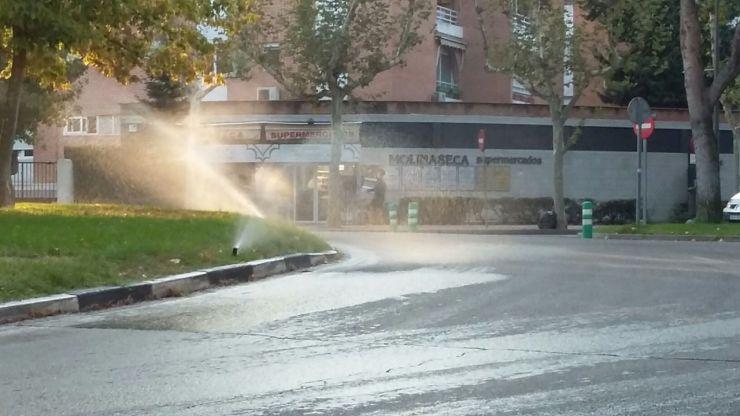 El PSOE de Pozuelo lamenta el rechazo del PP a elaborar un plan de ahorro de agua municipal