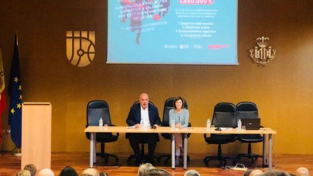 El Ayuntamiento abre la convocatoria de ayudas destinadas a proyectos deportivos de la ciudad de València