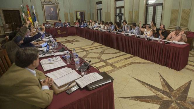 Declaración Institucional del Pleno en apoyo al colectivo LGTBI en Huelva