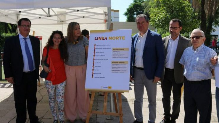 El Ayuntamiento de Sevilla pondrá en marcha una línea exprés