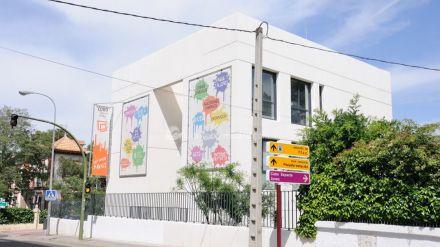 El Cubo Espacio Joven de Pozuelo acoge una exposición sobre los carteles publicitarios del Día del Niño