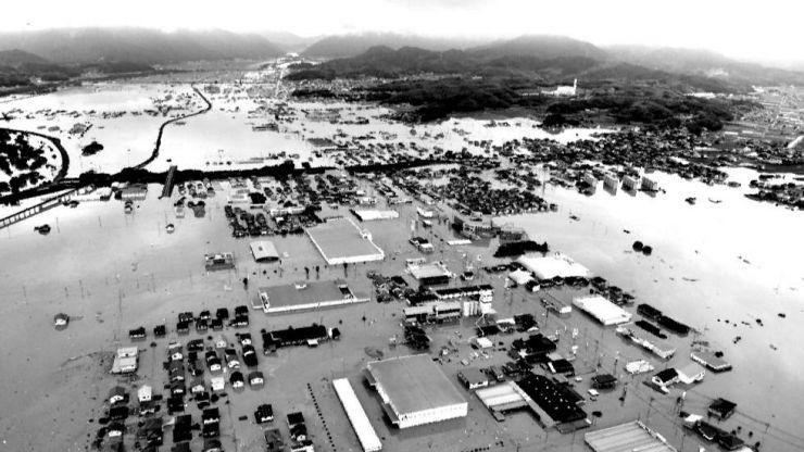 112 muertos en las peores inundaciones en Japón desde 2004
