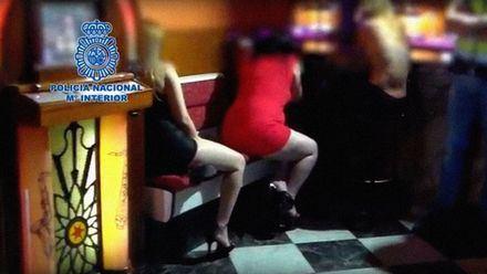 Detenidas doce personas en una operación contra la explotación sexual de mujeres