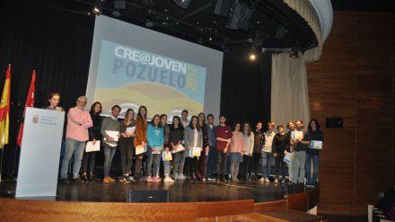 Nueva edición del certamen Cre@ Pozuelo para impulsar el talento de los jóvenes de la ciudad