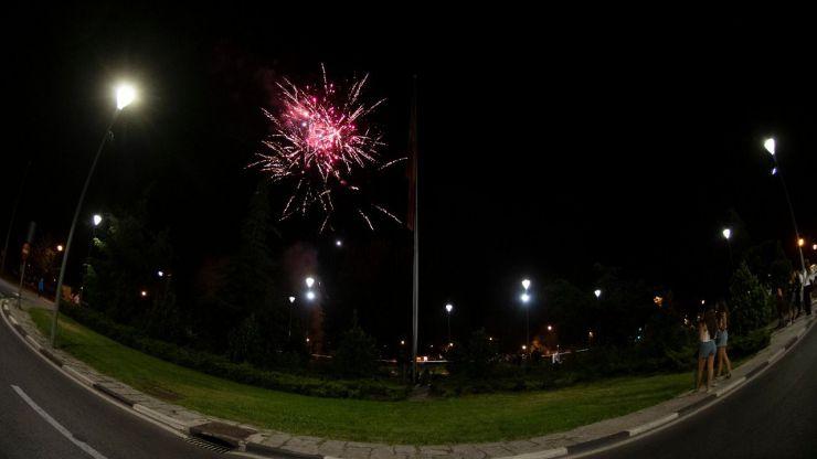 Concluyen las fiestas de la Estación de Pozuelo