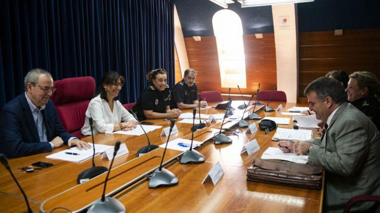 Los robos con violencia bajan en Pozuelo de Alarcón durante el primer semestre del año
