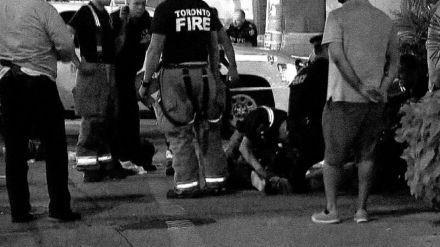 Tiroteo en Toronto deja dos muertos y 13 heridos