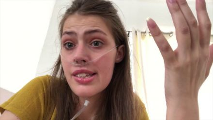 Muere la youtuber Claire Wineland