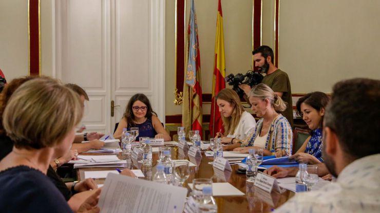 Alicante acoge el próximo 18 de septiembre la reunión del primer aniversario del Pacto valenciano contra la violencia de género y machista