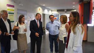 Todo listo para el inicio de las obras del centro de salud de Villanueva de la Cañada
