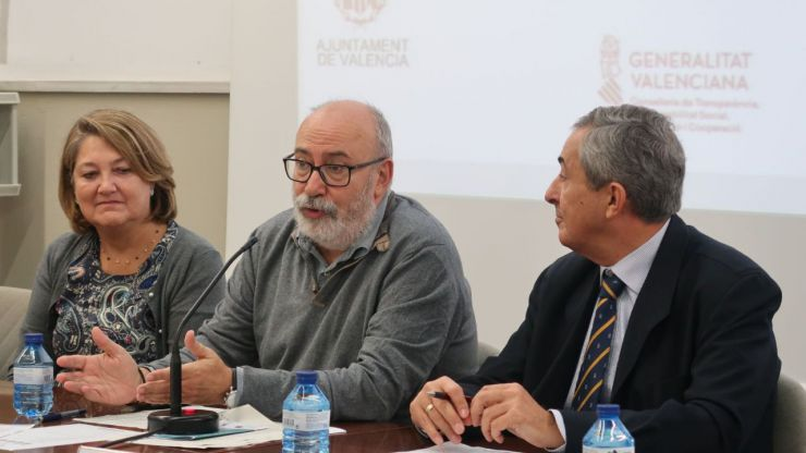 Alcaraz destaca el papel del activismo y militancia para 'contar lo que sucede y generar esperanza'