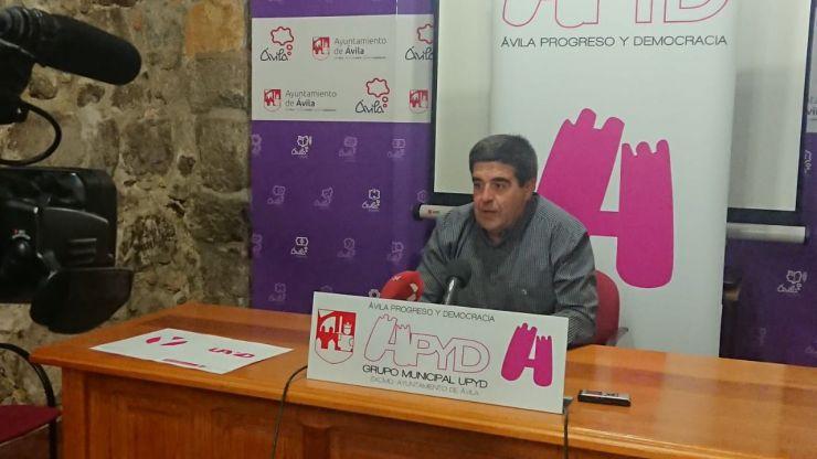 APYD pide al equipo de Gobierno mover ficha para la celebración en Ávila del Día de las Fuerzas Armadas