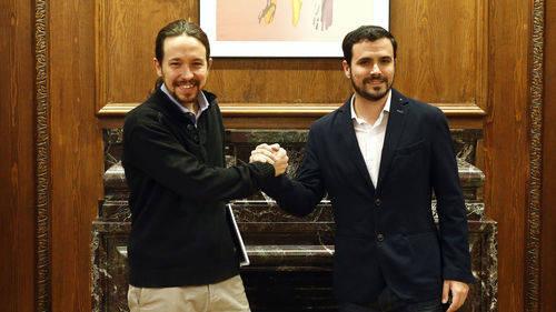 La militancia da la razón a Garzón