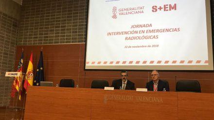 Emergencias y la Universitat Politècnica de València celebran una jornada sobre la implantación del Plan Especial ante el Riesgo Radiológico