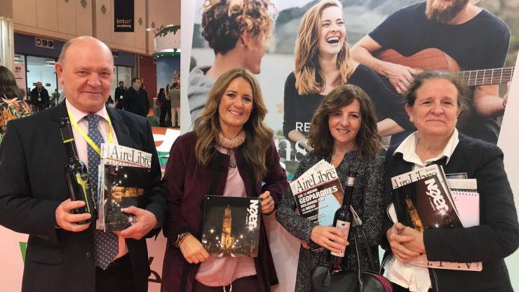El Ayuntamiento de Jaén presenta en INTUR 2018 'Jaén Capital: Un destino, muchas experiencias'