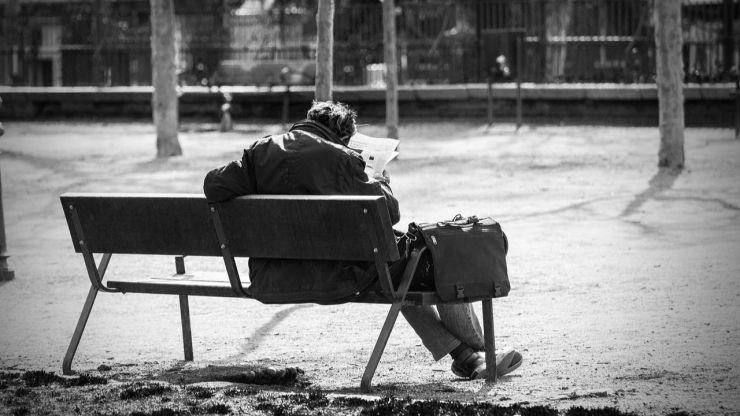 La pensión media de viudedad asciende a 680,42 euros