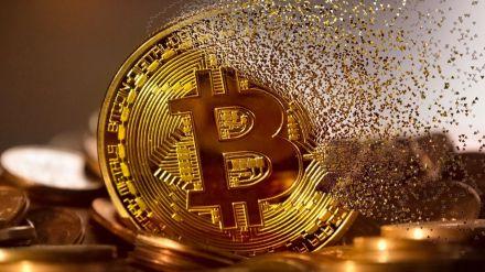 El hundimiento del bitcoin
