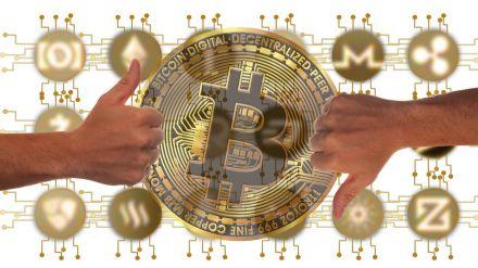 Bitcoin recupera el 10% de su valor, pero nadie confía en la criptomoneda