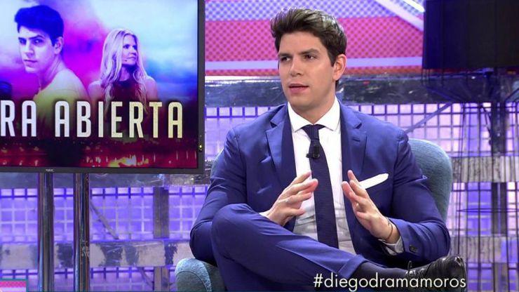 'Sábado Deluxe' no tiene rival gracias a la visita de Diego Matamoros y Ángel Garó