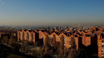 Los vehículos sin etiqueta ambiental de la DGT no podrán circular por M-30 y centro de Madrid