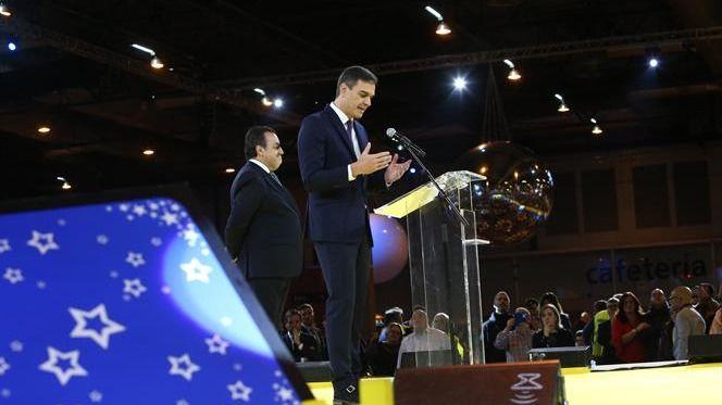 Sánchez anticipa varias reformas legislativas para mejorar la vida de las personas con distintas capacidades