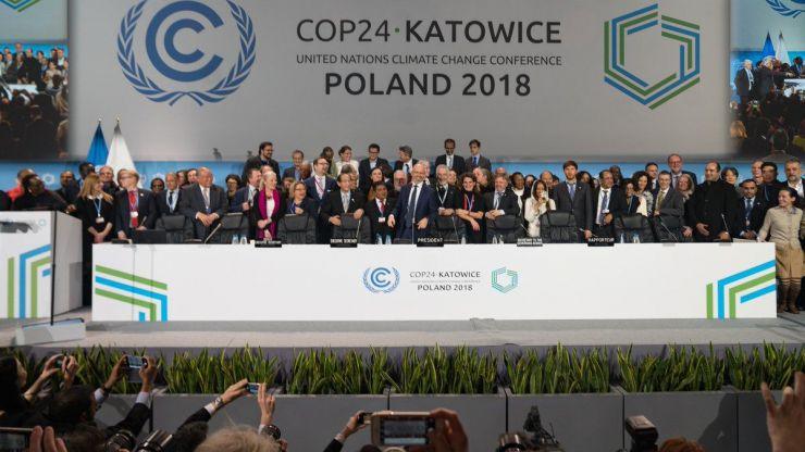 Teresa Ribera sobre la COP24: 'El mensaje político que sale de esta reunión es muy positivo'