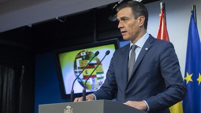 Sánchez defiende un presupuesto para la Unión Monetaria