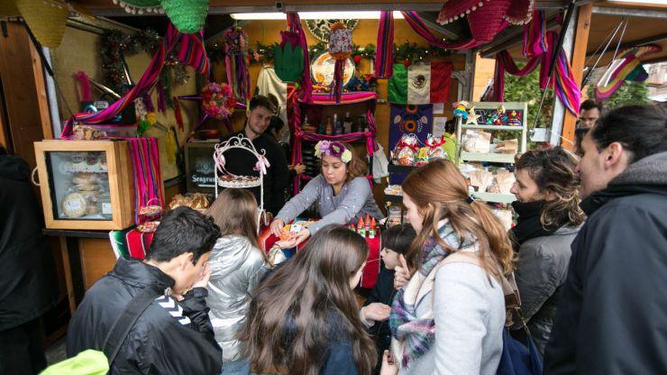 La Feria Internacional de las Culturas cierra su cuarta edición con más de 130.000 participantes