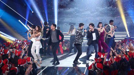El cine de Antena 3 desluce la gala de Navidad de 'OT 2018' y el final de 'La verdad'