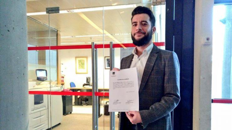"""Zafra: """"Que Sánchez adelante las elecciones generales para seguir con el cambio que Cs ya ha iniciado en Andalucía"""""""