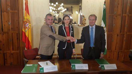 Firmada la Declaración Conjunta en Apoyo a la reindustrialización en Gádor