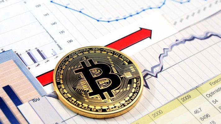 Bitcoin se vuelve a situar por debajo de los 4.000 dólares