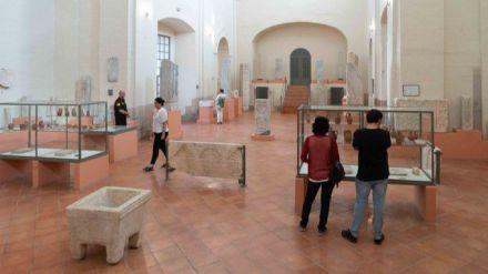 El Museo Nacional de Arte Romano reabre la colección visigoda de Santa Clara