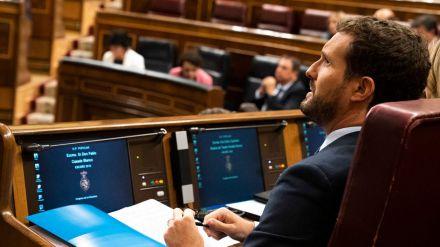 """Pablo Casado: """"Los españoles no merecen otras elecciones, pero sí un presidente mejor que Sánchez"""""""