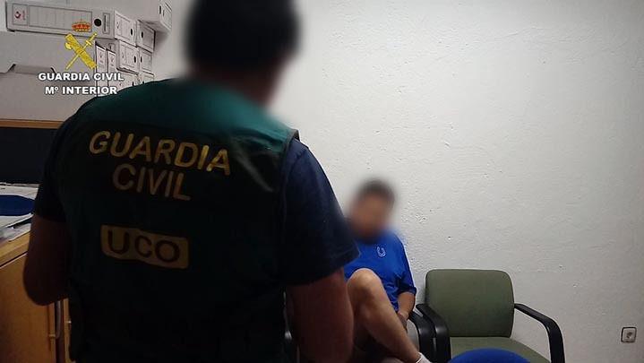 Detenido en Madrid por violar a su hija durante al menos 4 años