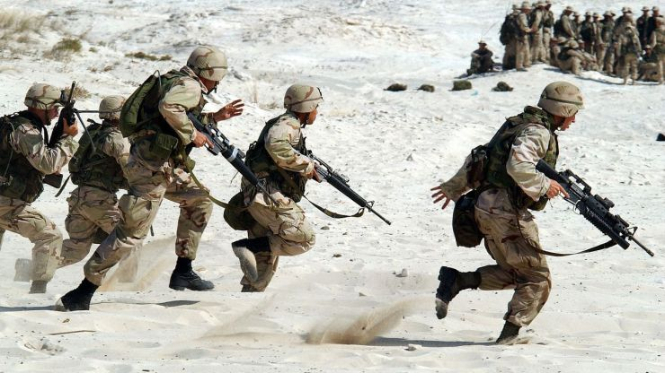 """El """"divertido"""" y costoso juego de la guerra"""