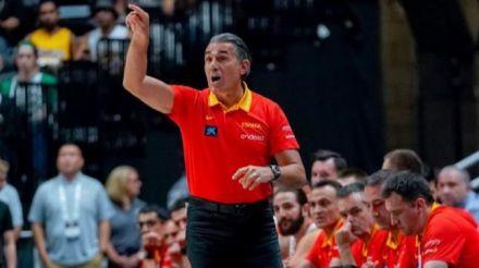Sergio Scariolo Miembro de Honor y Medalla de Oro de la AEEB