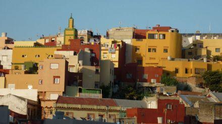 Detenido por matar a tiros a su expadrastro en Ceuta