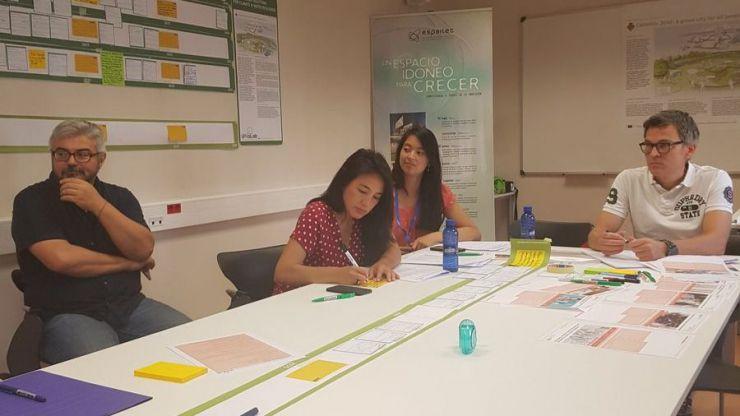 Castelló acoge unas jornadas de trabajo con especialistas del proyecto europeo Unalab