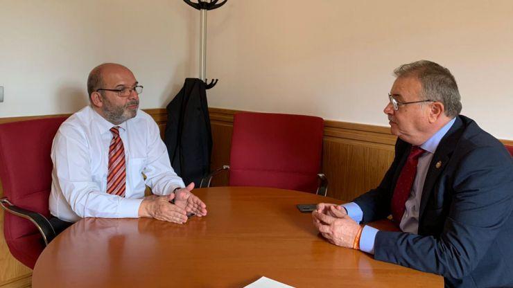 """Pedro Cabrero: """"La lucha contra la despoblación debe ser una tarea de todos, una política abierta, participada y consensuada"""""""