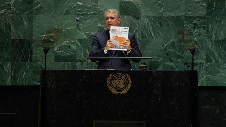 ¿Qué presidente no ha dicho toda la verdad en la ONU?