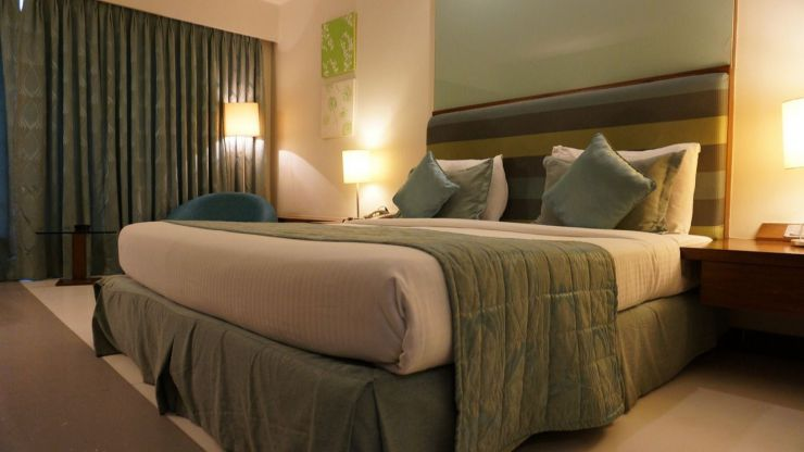 Los hoteles españoles perdieron más de 2,8 millones de pernoctaciones de turistas alemanes hasta agosto