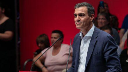 Sánchez: 'España tiene que acabar con esta provisionalidad que sufrimos desde hace cinco años'