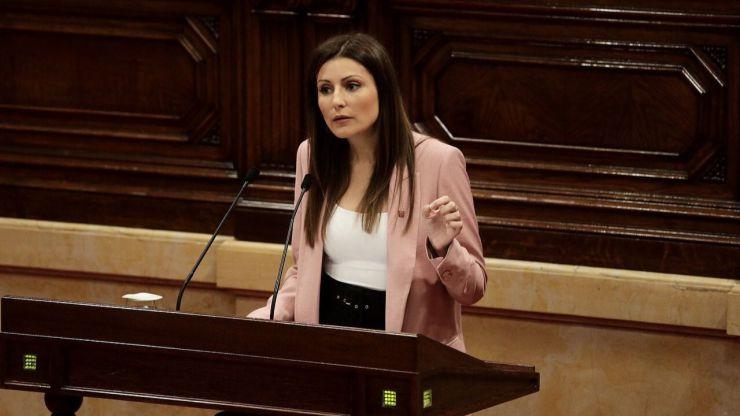 Roldán: 'Esta moción puede ser el primer paso para una nueva Cataluña'